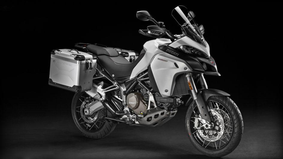 Garcia Moto Ducati Multistrada Enduro 1200 touring motorcycle
