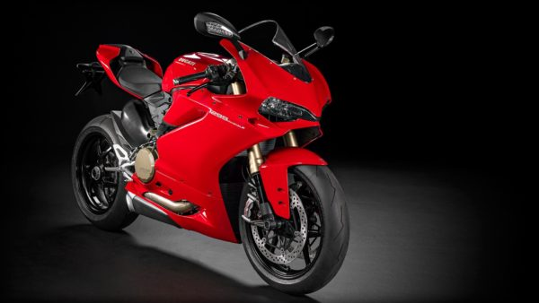 Red Ducati Superbike Panigale 1299